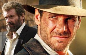 Indiana Jones Harison Ford Logan